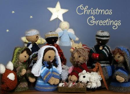 Jenny's Nativity Family 2005